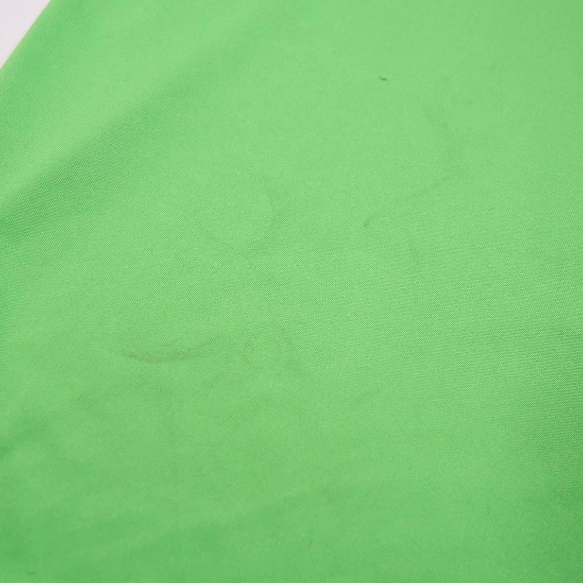 アディダス adidas Tシャツ 半袖 メンズ M クルーネック ワンポイントロゴ 三本ライン スポーツ カジュアル USA直輸入 古着 MAD-1-1-0037_画像9