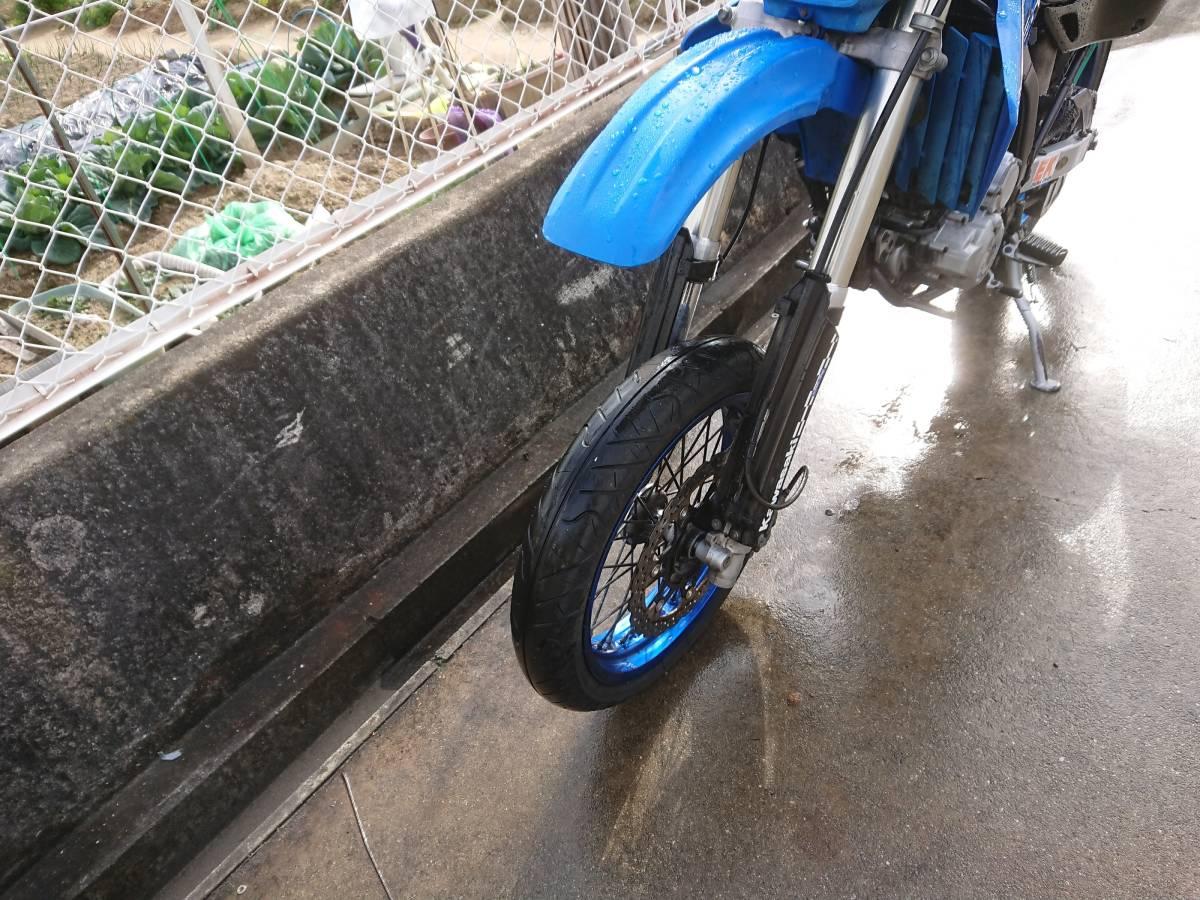 Dトラッカー LX250E ブルー_画像5