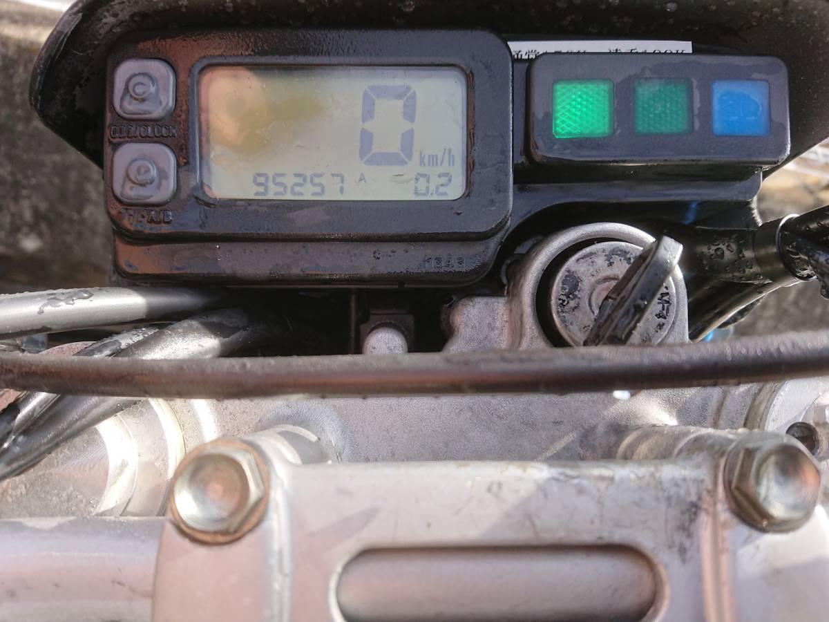 Dトラッカー LX250E ブルー_画像9