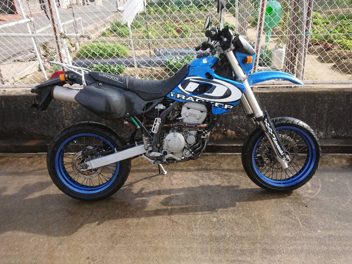 Dトラッカー LX250E ブルー_画像3