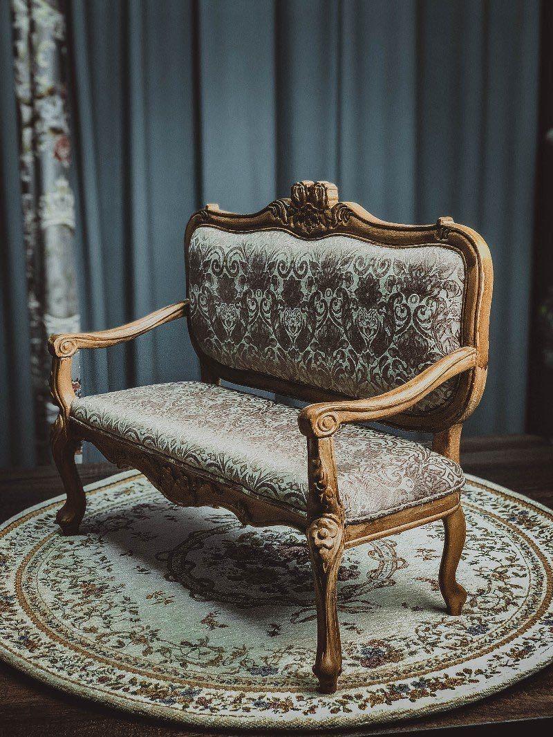 数量限定 10%OFF BJD用家具 ソファー SD/DD/70cmサイズ通用 椅子 生地のオーダー可能です 復古 ドール用 doll 球体関節人形用 撮影_画像2