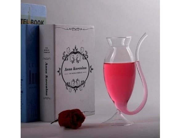 b376 おもしろグッズ クリスタル 透明 ディルド シリケートス パーティー ショットグラス カップ お酒 ウィスキー  アダルト_画像4