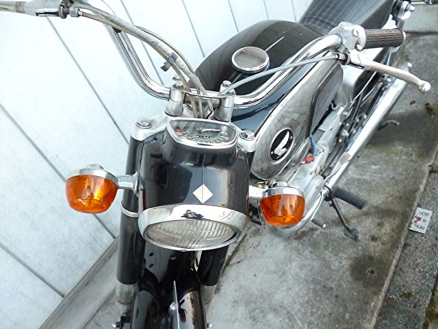 "「HONDA ""Benly"" CD-125K」の画像3"