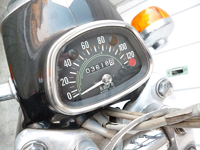 "「HONDA ""Benly"" CD-125K」の画像2"