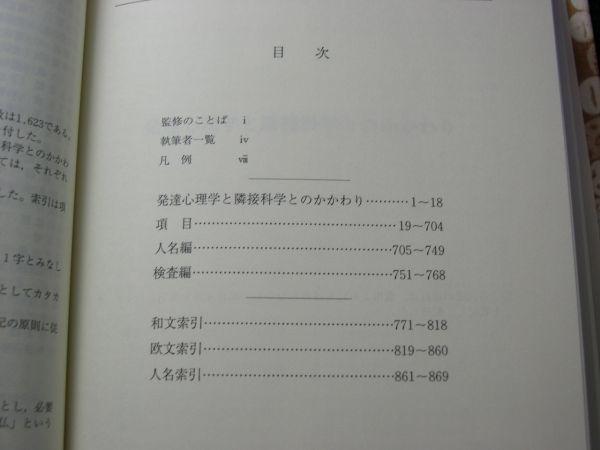☆発達心理学辞典☆岩田 純一☆_画像2