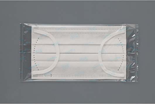 (個別包装) フィッティ 7DAYS マスク EX エコノミーパックケース付 30枚入 ふつうサイズ ホワイト PM2.5対応_画像4