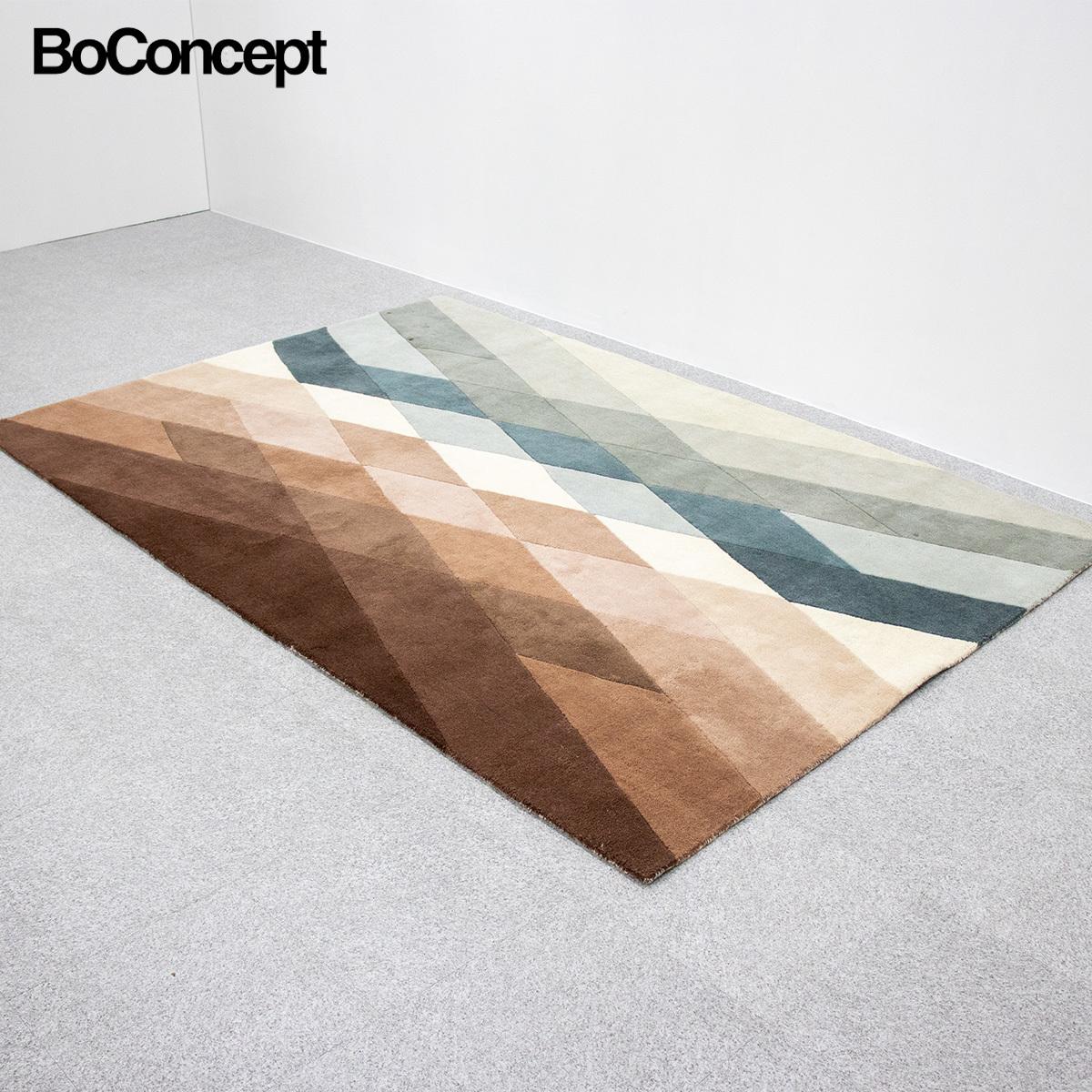 短期展示品【BoConcept】ボーコンセプト【Vivus Rug】ラグ【カーペット】定価35万