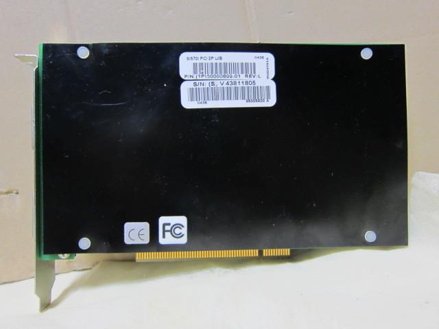 ★DIGI board S/570i PCI 2P UIB★ 50000899-01_画像2