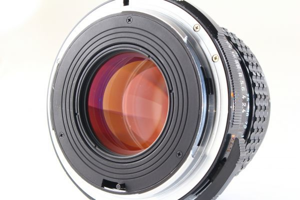 [AB- Exc]SMC PENTAX 67 105mm f/2.4 Lens Late Model for 6x7 67 II From JAPAN 6132_画像5