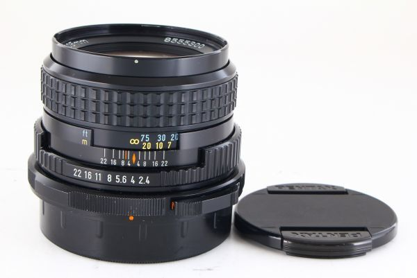 [AB- Exc]SMC PENTAX 67 105mm f/2.4 Lens Late Model for 6x7 67 II From JAPAN 6132_画像10
