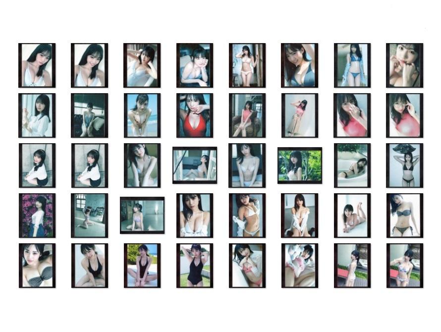 NMB48 横野すみれ POP セクシー生写真 40枚セット 一括まとめ出品(2L版10枚サービス)_画像1