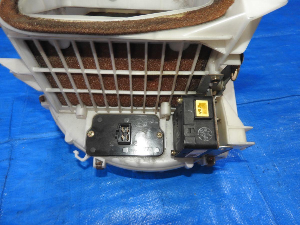 ④ DC2 インテグラ タイプR 3DR 96SP 96 スペック 純正 エアコン ブロアモーター AC クーラー ASSY B18C S80 DB8 B16A B16B EK9_画像3