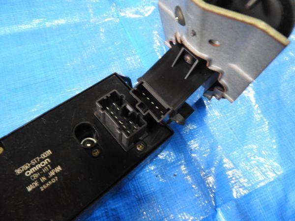 ⑥ DC2 インテグラ タイプR 3DR 96SP 96 スペック 純正 パワー ウインドゥ スイッチ 左右 ウインドー ASSY B18C DB8 S80 EK9 B16B B16A_画像5