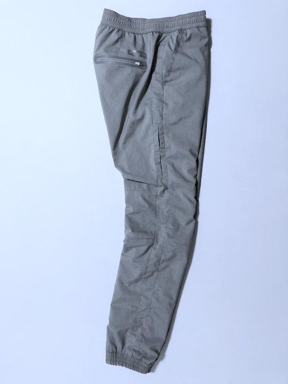 マスターバニーエディション ゴルフウェア リフレクター付き ストレッチパンツ サイズ5 80-84cm グレー系 パーリーゲイツ_画像2