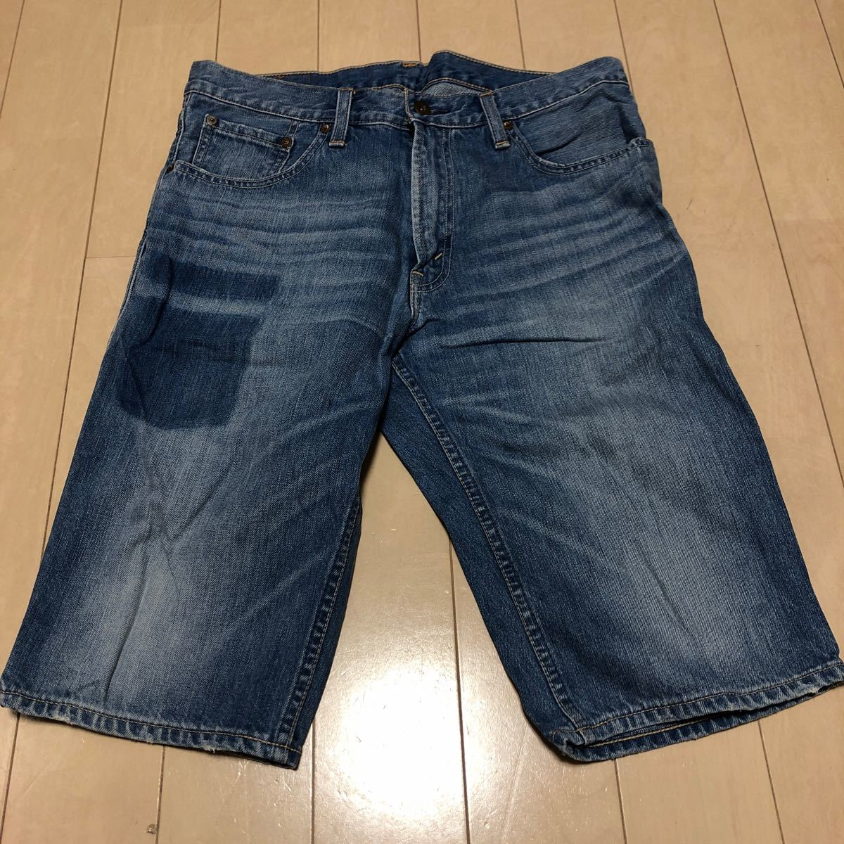 デニムハーフパンツ Levi''s メンズ 34インチ