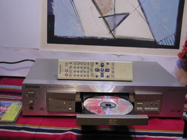 【高音質モデル】★☆パナソニック、DVD-A700CD/DVDプレーヤー当時79800 動作良好です★☆_画像6