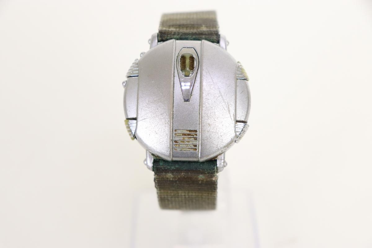 27HXX ALBA アルバ 腕時計 トーキングウォッチ アストロボイス Y825-4010 松本零二デザイン 動作確認済み