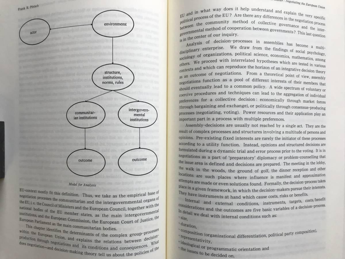 『International Comparative Studies of Negotiating Behavior 国際シンポジウム第11A集』国際日本文化研究センター 1998年刊 05220_画像5