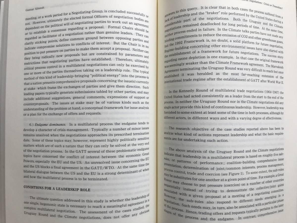 『International Comparative Studies of Negotiating Behavior 国際シンポジウム第11A集』国際日本文化研究センター 1998年刊 05220_画像6