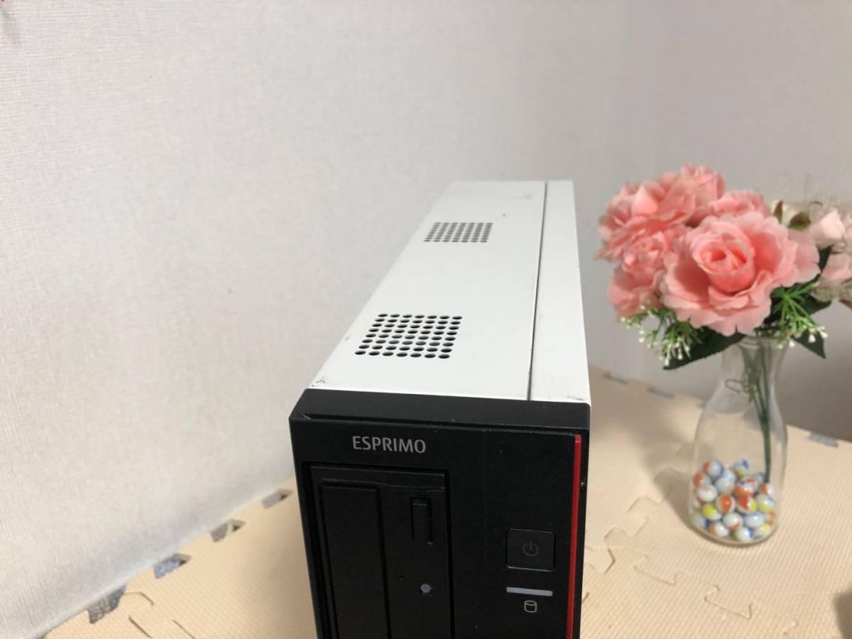 新品爆速SSD240GB搭載/Windows10pro最新1909/office/ 富士通/fujitsu/D583/KX/i5- 4590第四世帯CPU/メモリ8G/USB3.0/管理番号:f03_画像5