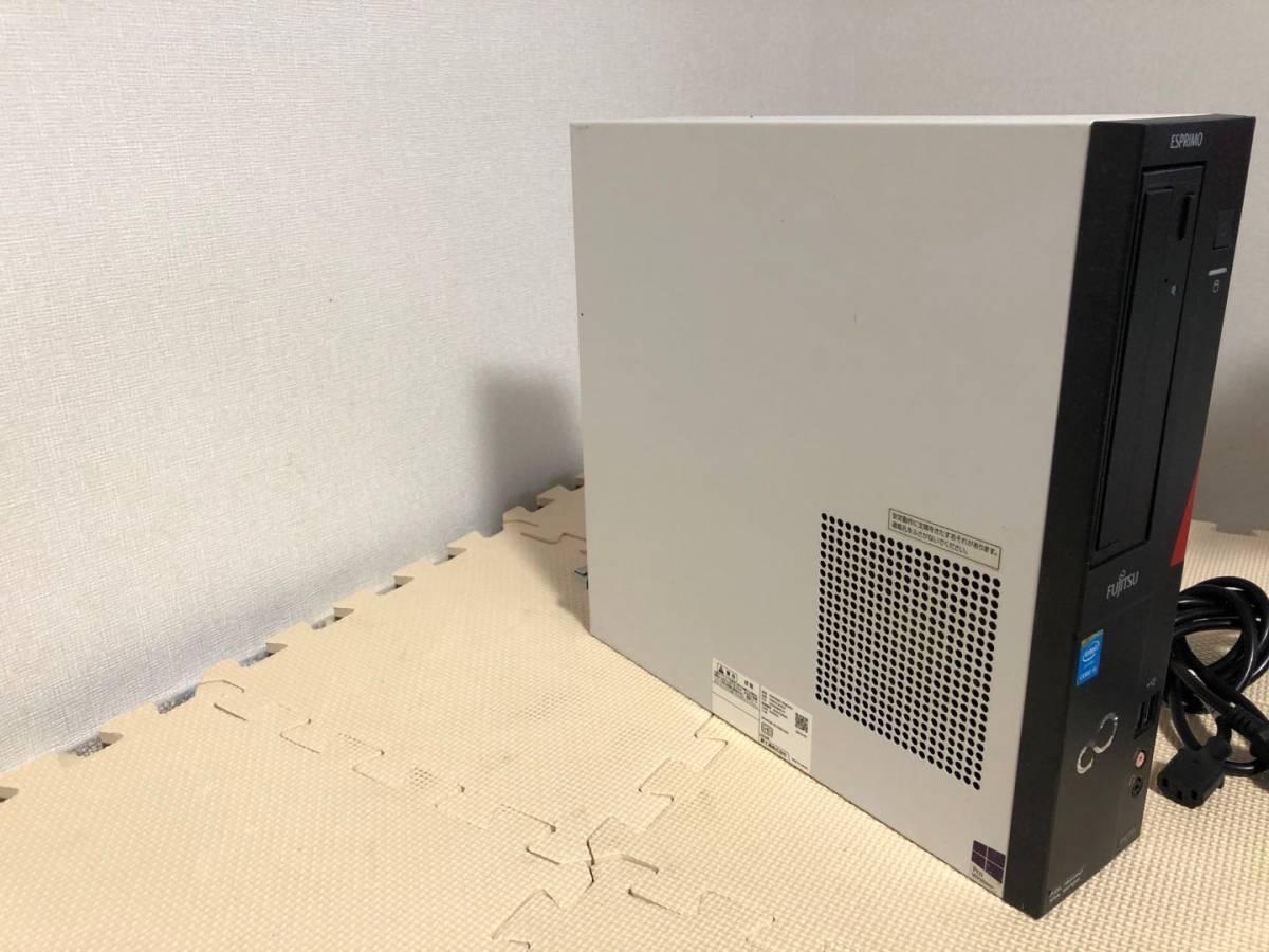 新品爆速SSD240GB搭載/Windows10pro最新1909/office/ 富士通/fujitsu/D583/KX/i5- 4590第四世帯CPU/メモリ8G/USB3.0/管理番号:f03_画像2