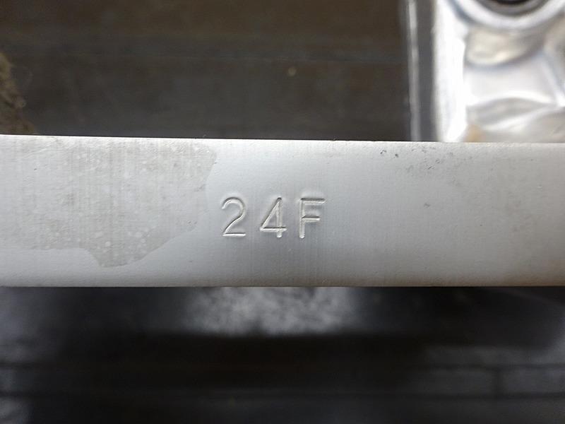 【200129】GSX1300R '06(GW71A)■ リアサスペンションリンク リアサスリンク 【'99-'07 ハヤブサ 隼_画像6
