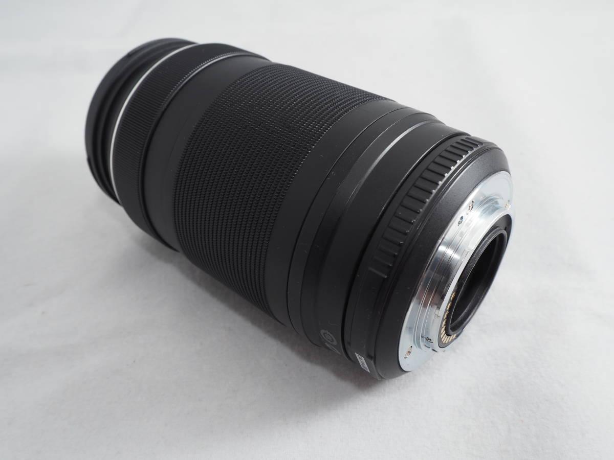 希少品 OLYMPUS M.ZUIKO DIGITAL ED 75-300mm F4.8-6.7 II マイクロフォーサーズレンズ オリンパス_画像7