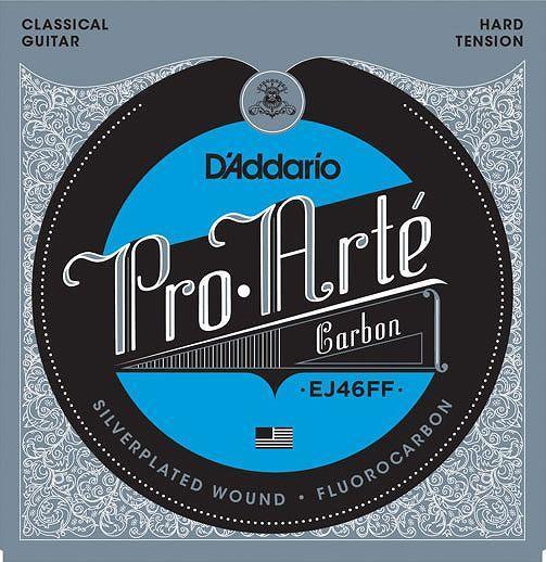 「D'Addario EJ46FF×5セット フロロカーボン/メール便 (クラシックギター 弦 ダダリオ)」の画像