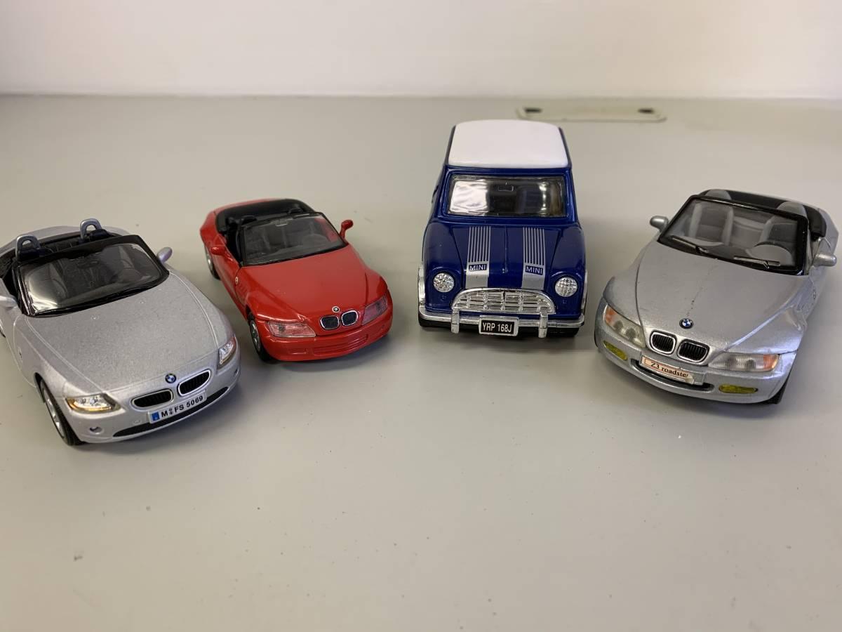 【お買い得品!】 ★ ラジコンカー ミニカー ★ 8点セット売り mini BMW メルセデスベンツ RENAULTR-26 「まとめ売り」_画像2