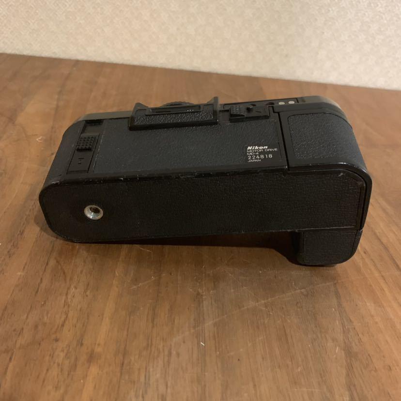 送料無料 Nikon ニコン MD-4 モータードライブ MOTOR DRIVE F3用 カメラパーツ アクセサリー 中古 現状品_画像6