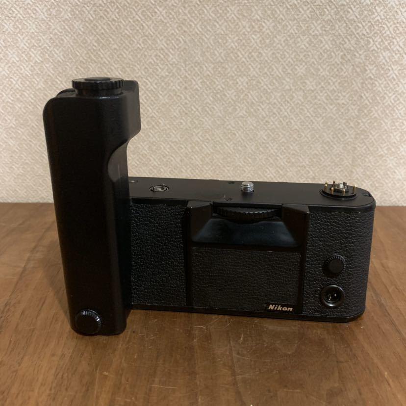 送料無料 Nikon ニコン MD-4 モータードライブ MOTOR DRIVE F3用 カメラパーツ アクセサリー 中古 現状品_画像3