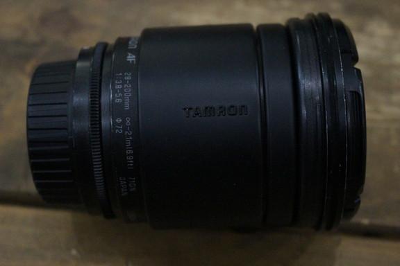 Nikon ニコン TAMRON AF ASPHERICAL 28-200mm レンズ 72㎜ 一眼レフ カメラ_画像5