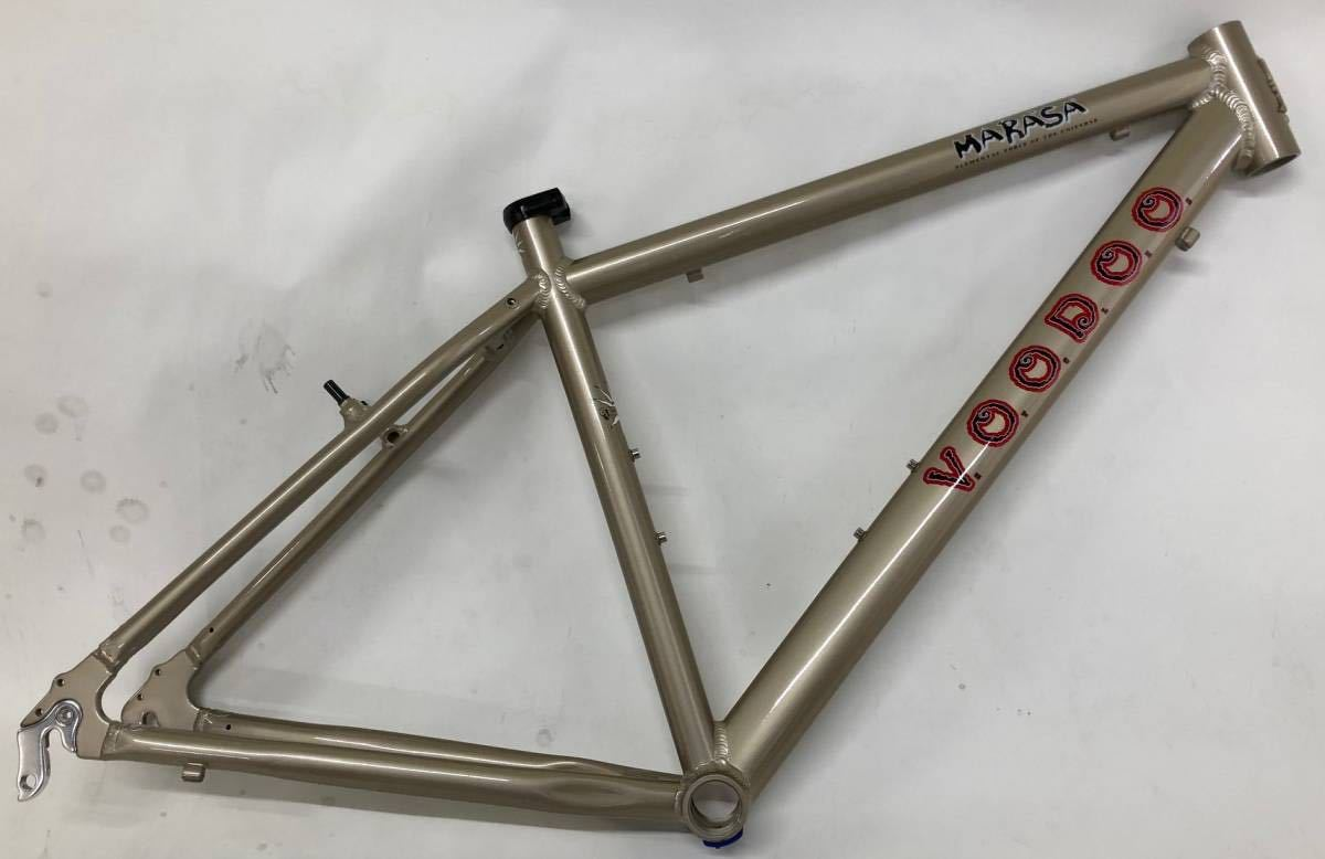 VOODOO(ブードゥー) MARASA(マラサ)クロスバイク用 アルミフレーム