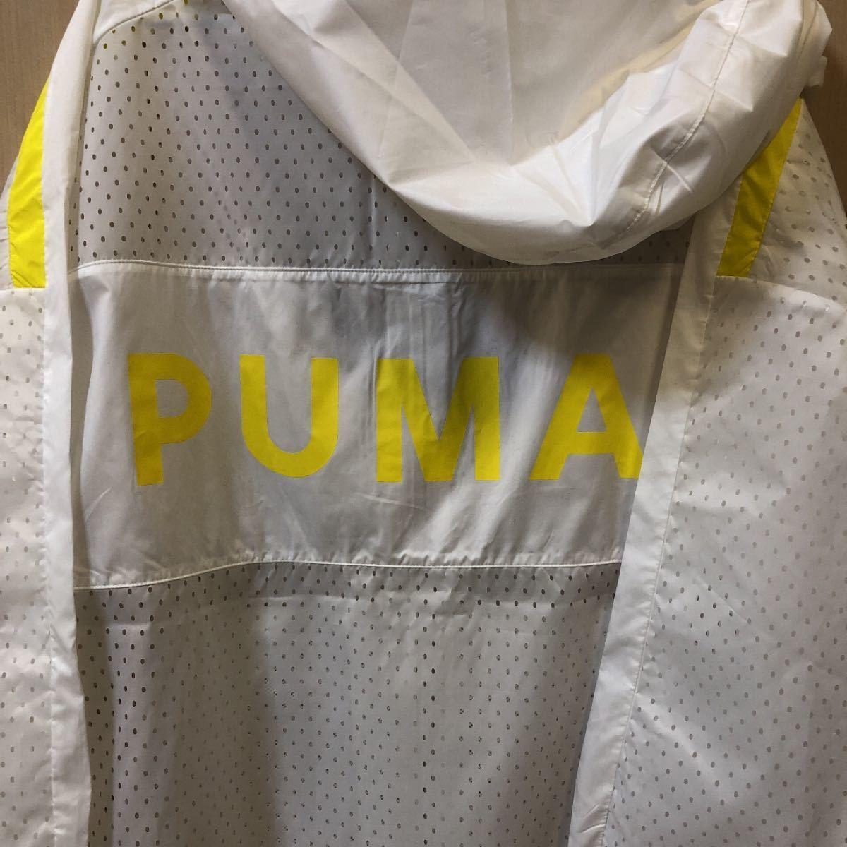 PUMA  ウィンドブレーカー新品タグ付き M