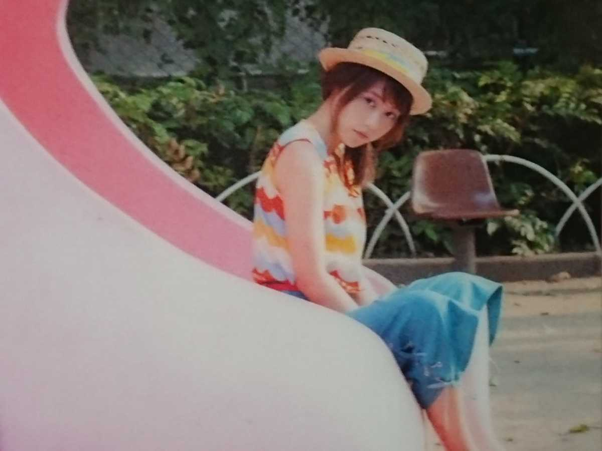 未使用品☆有村架純★クリアファイル★2016年★カバの滑り台★タイプF_画像1