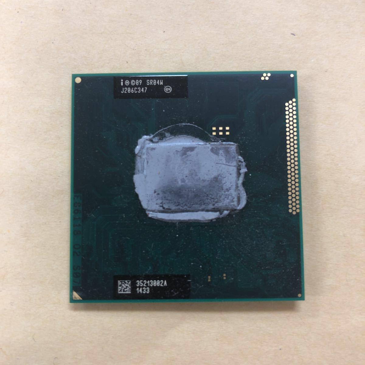 INTEL Core i5 SR04W / SR0CH 2枚せット ノ一ト用