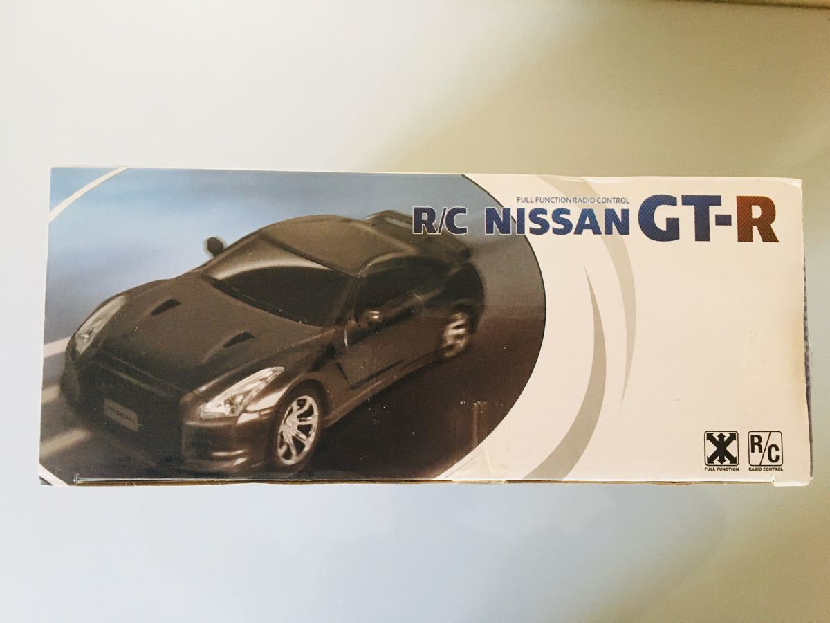 NISSAN  GTR  R35  ラジコン 新品・      激レア品