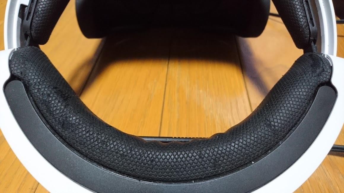 PlayStation VR PlayStation Camera同梱版 (CUHJ-16001) 難あり_画像4