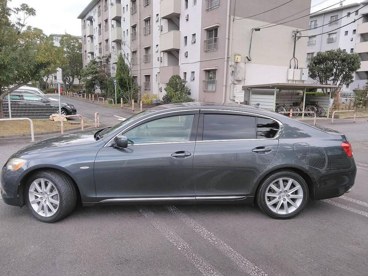 「車検タップリ!令和3年5月迄、レクサス GS 350 AWD、本革シート(シートヒーター&クーラー付)、充実装備のきれいな車です。」の画像3