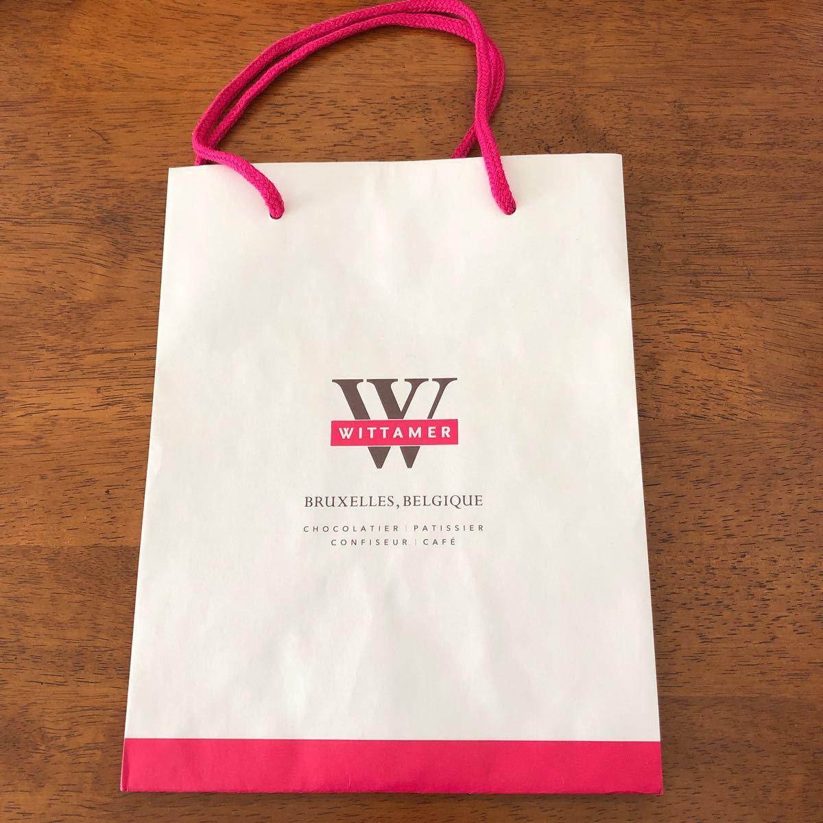 ショップ紙袋、ヴィッタメール、ラッピング袋、ショップバッグ