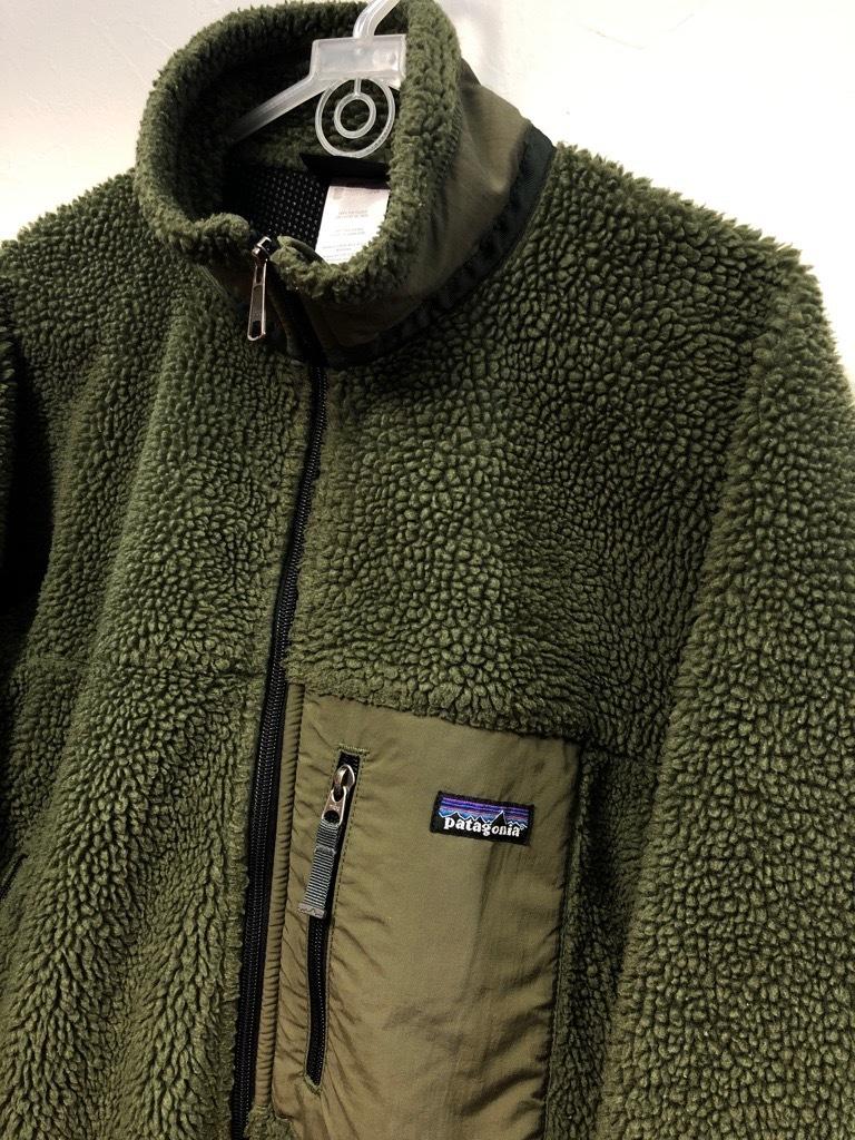 希少 2008年製 Patagoniaパタゴニア レトロX フリース ジャケット カーディガン グリーン M MARS R2 R3 R4 R20120_画像1