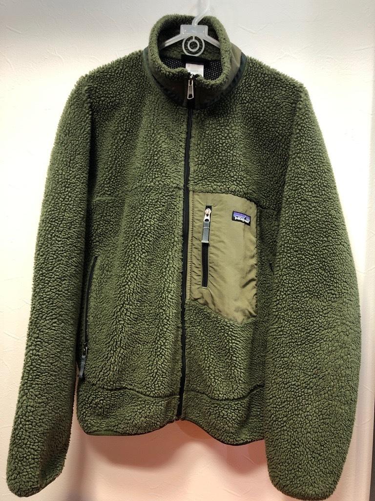 希少 2008年製 Patagoniaパタゴニア レトロX フリース ジャケット カーディガン グリーン M MARS R2 R3 R4 R20120_画像2