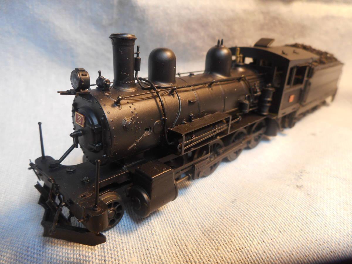 メ-カー不明の機関車