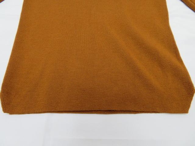 ROPE ロペ レディース ニット セーター×ロングスカート 38 ブラウン 毛100%_画像8
