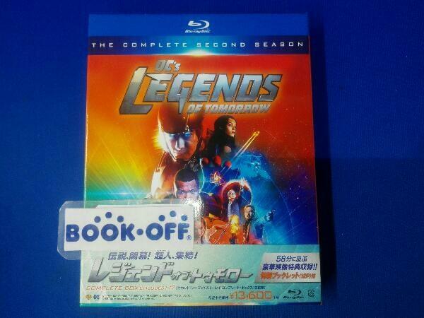 レジェンド・オブ・トゥモロー<セカンド・シーズン>ブルーレイ コンプリート・ボックス(Blu-ray Disc)_画像1