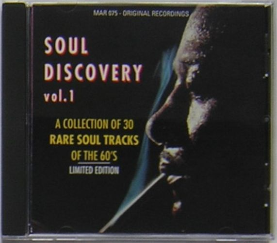 Soul Discovery vol.1~A COLLECTION OF 30 RARE SOUL TRACKS OF THE 60'S/LIMITED EDITION~ルースブラウン/ボビーキング/フレディキング_画像1