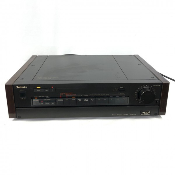 5598 Technics SU-A200 Stereo Control Amplifier classAA VC-4 Amplifier System コントロール アンプ テクニクス_画像1