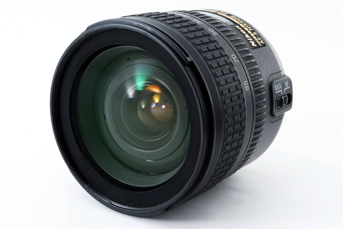 美品 Nikon ニコン ED AF-S NIKKOR 24-85mm F3.5-4.5G IF #923_画像2