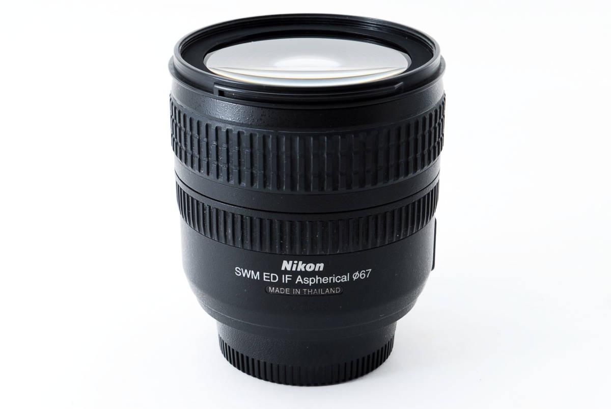 美品 Nikon ニコン ED AF-S NIKKOR 24-85mm F3.5-4.5G IF #923_画像8