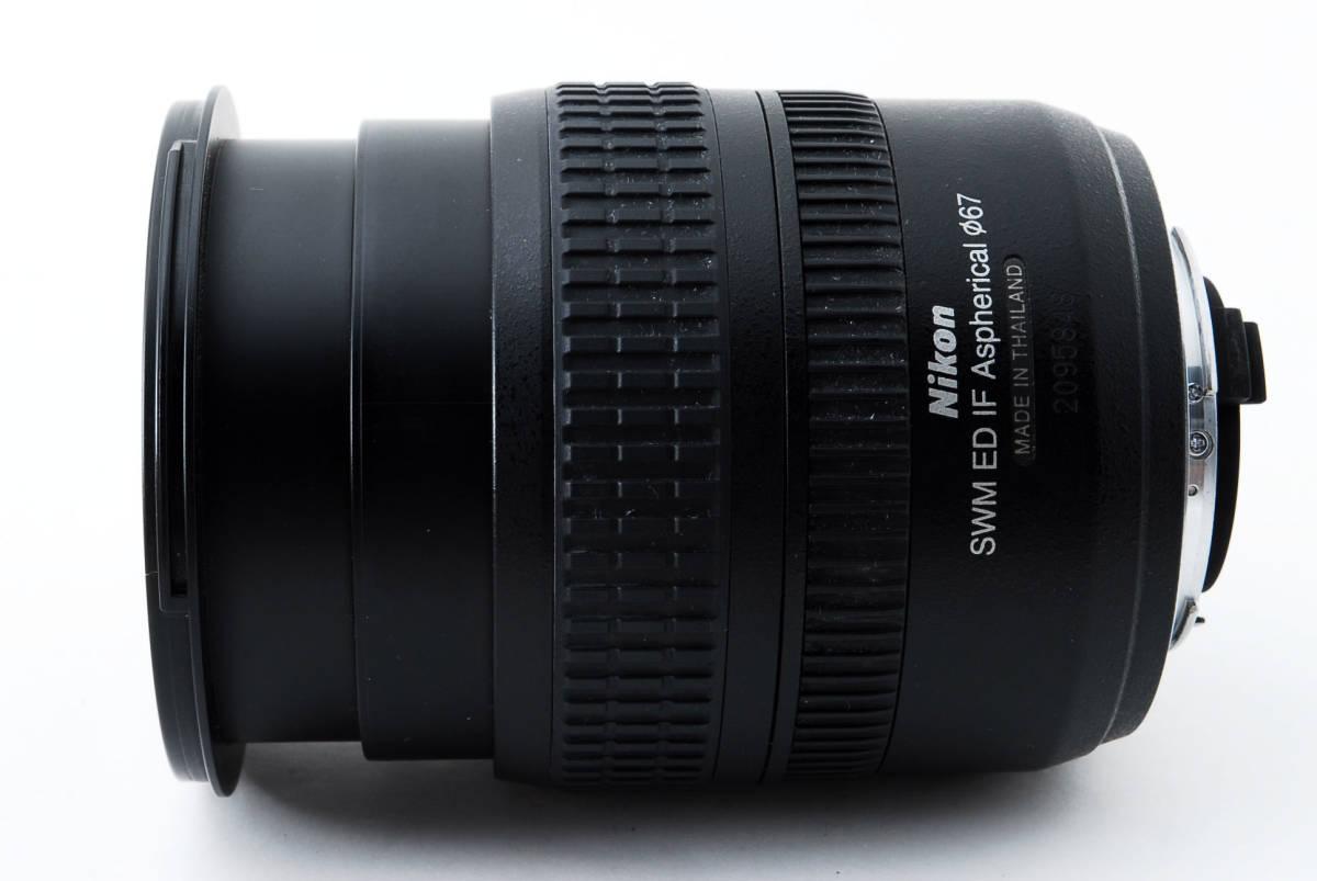 美品 Nikon ニコン ED AF-S NIKKOR 24-85mm F3.5-4.5G IF #923_画像7